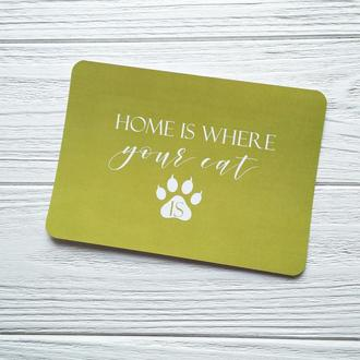 Home is where your cat/dog is