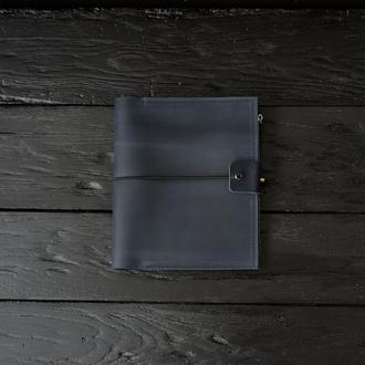 Кожаный блокнот А5