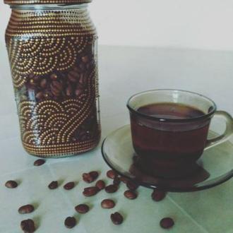 Баночка для кави