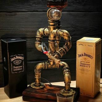 Кран-Дозатор для алкоголя, Наливатор, Диспенсер / дозатор для алкогольных напитков.