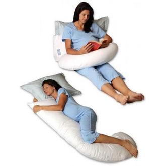 Подушка для беременных Г-380см(факт.высота-170см), разные цвета