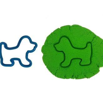 """3D формочки-вырубки для пряников """"Собачка"""""""