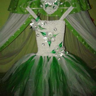 плаття з фатіну