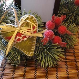 Рождественские игрушки