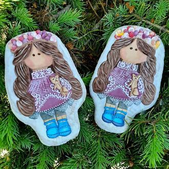 Пряничная кукла Тильда
