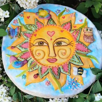 Подарочный пряник Солнце