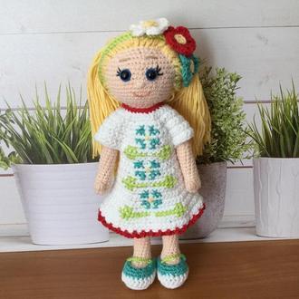 Лялечка Яринка в вишиванці