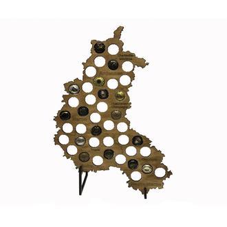 Копилка для пробок от шампанского CAPSBOARD FRANCE 49 x 37 см