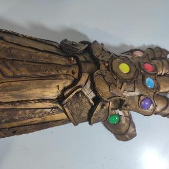 перчатка таноса(костюм на вечеринку марвел)