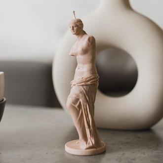 """Интерьерная свеча """"Венера"""""""