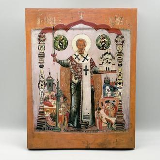 Икона православная Николай Чудотворец