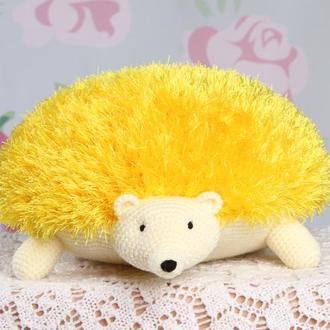 Ёжик большой жёлтый