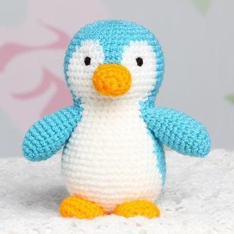 Пингвин голубой