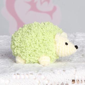 Ёжик маленький зелёный
