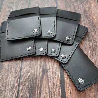 Мини портмоне для авто-документов с логотипом авто