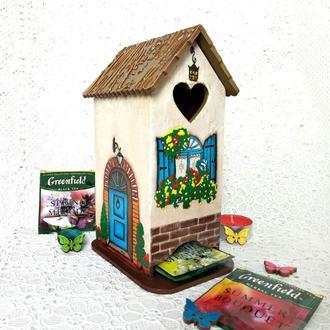 """Чайный домик """"Итальянский дворик"""""""