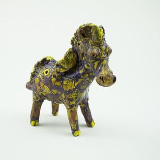 Конячка Свистульки у вигляді коня