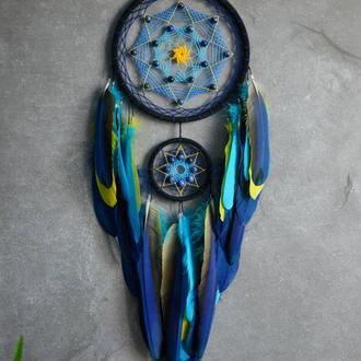 Ловец снов, декор и оберег, оригинальный подарок