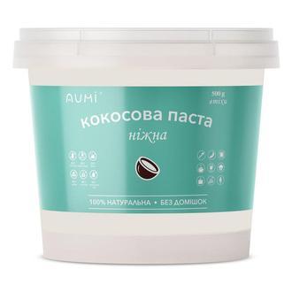 Кокосовая паста (манна), 500г, ведро, натуральная без добавок