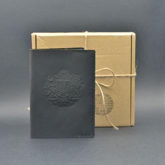 Обкладинка на паспорт з гербом
