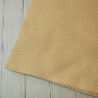 Фетр мягкий 1.4 мм светло бежевый