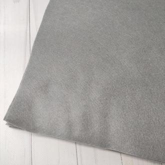 Фетр мягкий 1.4 мм серый