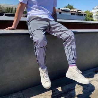 штаны рефлект