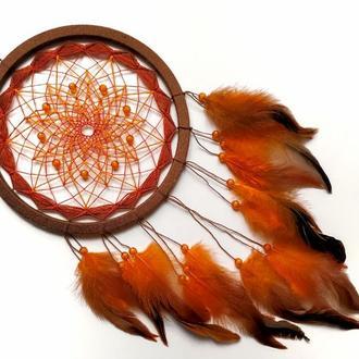 Оранжевый ловец снов. Помаранчевий ловець снів