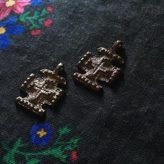 Крест згард, мальтийский крест