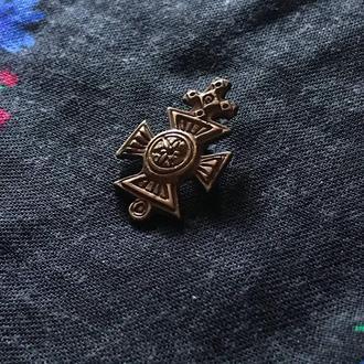 Крест для згард, мальтийский крест