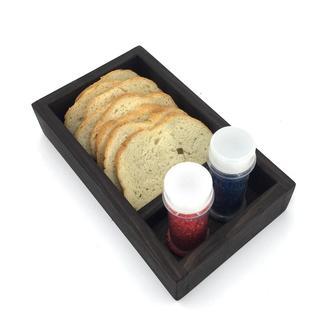 """Хлебный лоток """"Пантеон"""" венге"""