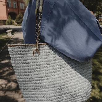Джутовая сумочка ✨𝐀𝐦𝐞𝐥𝐢𝐚 ✨