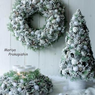 Новорічний набір ′Пушистий сніг′.