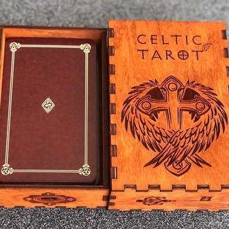 Шкатулка для карт таро Celtic Tarot