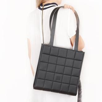 """Черная сумка на плечо """"Stella"""""""