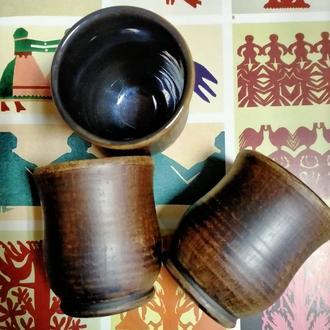 Рюмки керамика