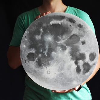 Картинка Луны. Картина