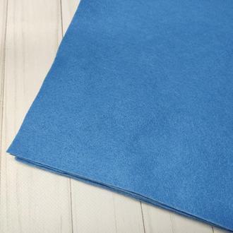 Фетр мягкий 1.4 мм светло синий