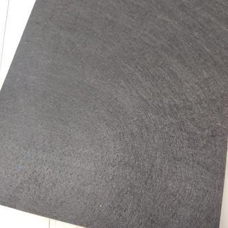 Фетр жесткий 1 мм черный