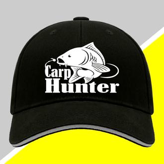 """Кепка """"РИБОЛОВЛЯ"""" - Carp Hunter"""