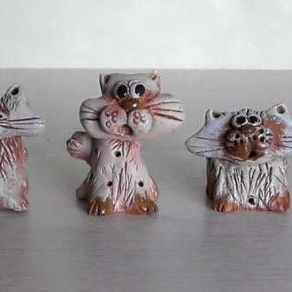 """Фигурки """"Три кота"""""""