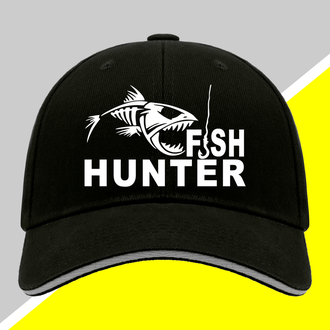 "Кепка ""РИБОЛОВЛЯ"" - Fish Hunter"