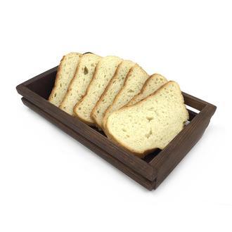 """Хлебный лоток """"Мулен Руж"""" капучино"""
