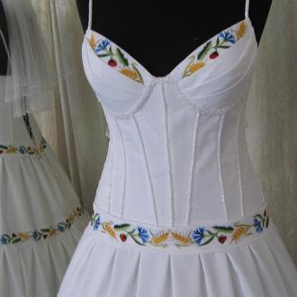 """Свадебное платье """"Украина"""""""