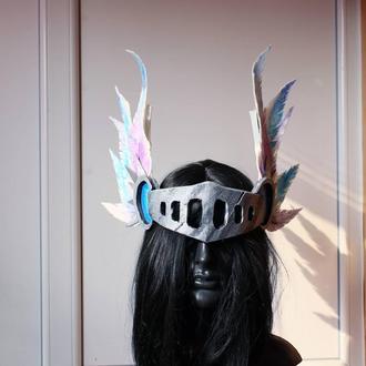 Корона валькирии, шлем валькирии, корона викинга