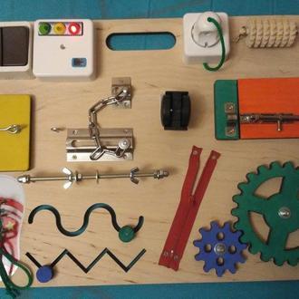 Бизиборды Busy-toys