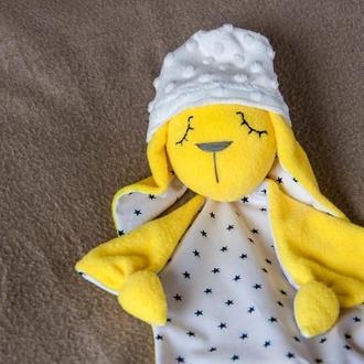 Сплюшка (утешитель) для самых маленьких