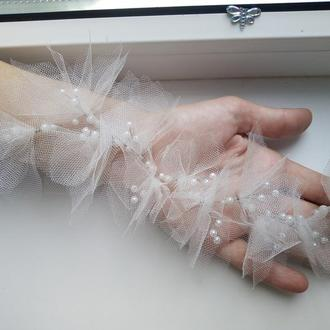 Украшения свадебные/Веточка свадебная