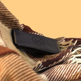 """Клатч-портмоне """"Travel Case"""" - удобный и вместительный кошелёк из натуральной кожи"""