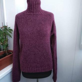 Роскошный свитер из нежнейшей альпаки
